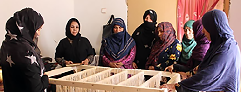 Local Right Program (LRP) project in Balkh province
